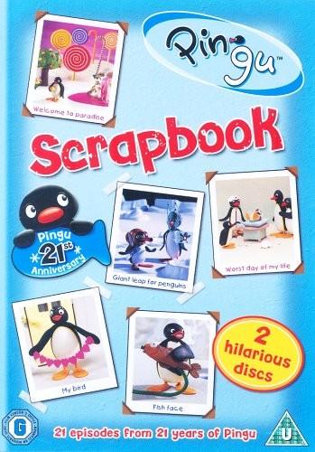 Pingus Scrapbook [Pingu 21st Anniversary]
