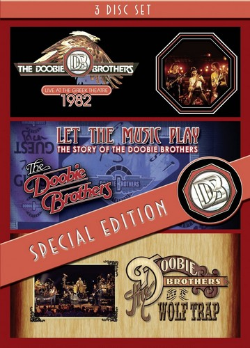 The Doobie Brothers: Live At The Greek Theatre 1982/Let The ... [DVD]