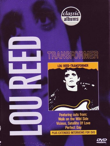 Lou Reed-Transformer (DVD)