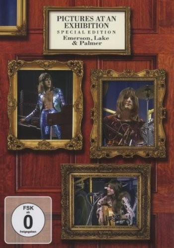 Emerson  Lake and Palmer - Pictures at an Exhibition [DVD]