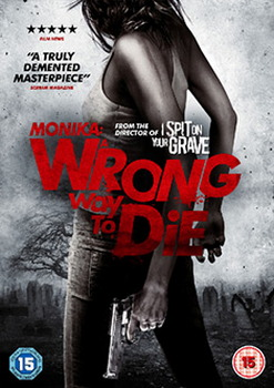 Monika: A Wrong Way To Die (DVD)
