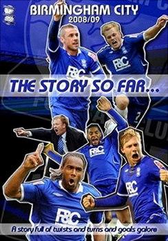 Birmingham City The Story So Far 2008/09 (DVD)