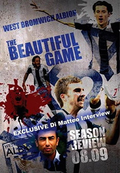 Beautiful Game - West Bromwich Albion Season Review 2008 / 2009 (DVD)