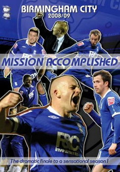 Mission Accomplished - Birmingham City - Season Review 2008 / 2009 (DVD)