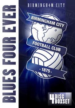 Birmingham City Fc: Blues Four-Ever (DVD)