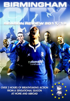 Birmingham City Season Review 2011 / 12 (DVD)