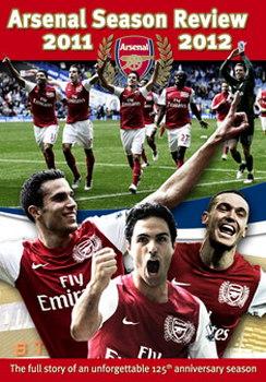 Arsenal Fc Season Review 2011 / 12 (DVD)