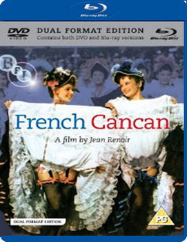 French Cancan (DVD + Blu-ray)