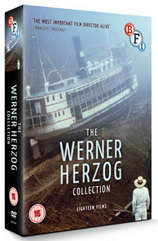 Werner Herzog Collecton (10-Disc Dvd Box Set) (DVD)