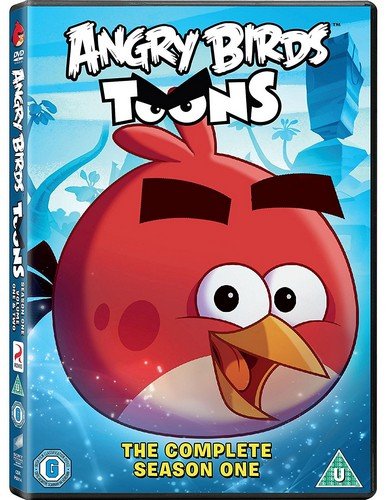Angry Birds Toons: The Complete Season 1 (DVD)