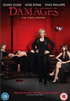 Damages - Season 5 (DVD)