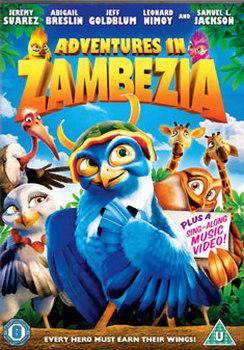 Adventures In Zambezia (DVD)