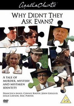 Agatha Christie'S Why Didn'T They Ask Evans (DVD)
