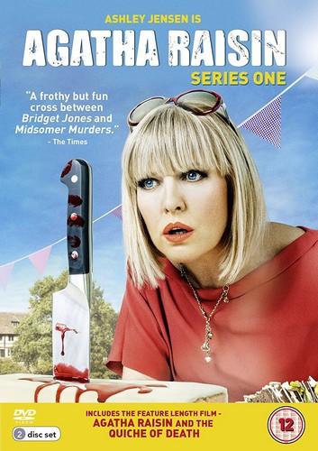 Agatha Raisin - Series One (DVD)