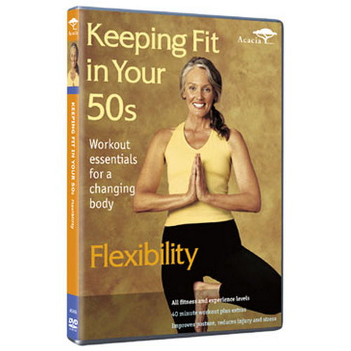 Keeping Fit In 50S - Flexibility (DVD)