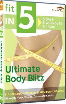 Fit In Five - The Ultimate Body Blitz (DVD)