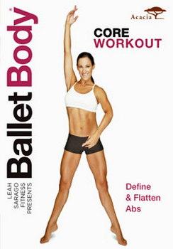 Ballet Body Core (DVD)
