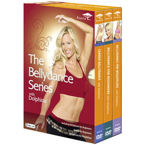 Bellydance Series With Dolphina (DVD)