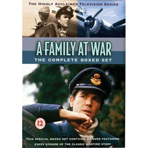 A Family At War - Complete Box Set (22 Discs) (DVD)