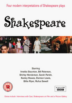 Shakespeare Retold (DVD)