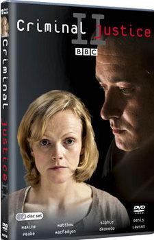 Criminal Justice - Series 2 (DVD)