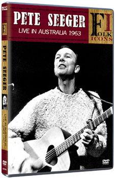 Pete Seeger - Live In Australia 1963 (DVD)