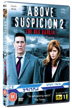 Above Suspicion Two - The Red Dahlia (DVD)