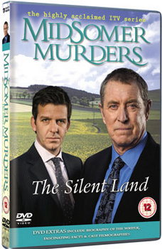 Midsomer Murders Series 13: The Silent Land (DVD)