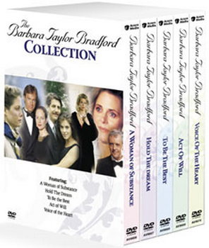 Barbara Taylor Bradford Collection (DVD)