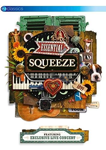 Squeeze - Essential Squeeze (Live Recording/DVD)