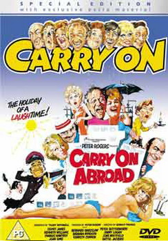 Carry On Abroad (Special Edition) (DVD)
