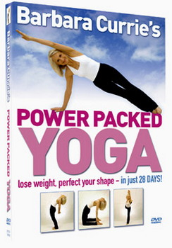 Barbara Currie - Power Packed Yoga (DVD)