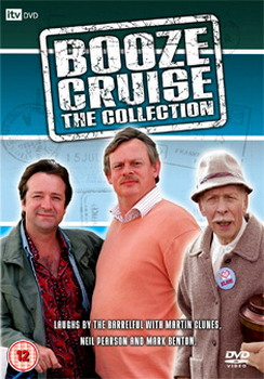 Booze Cruise - Series 1-3 (3 Disc Box Set) (DVD)
