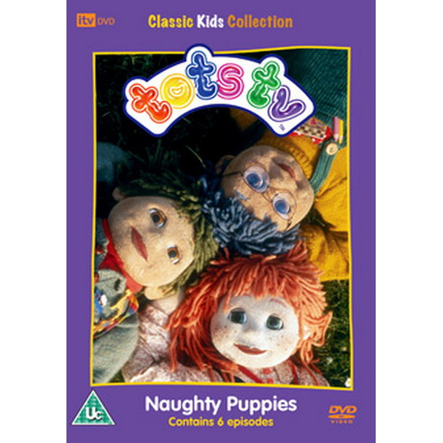 Tots Tv Naughty Puppies (Dvd) (DVD)