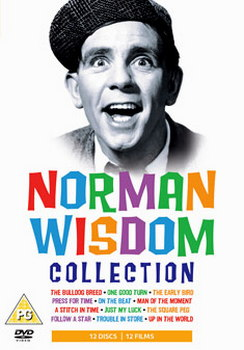 Norman Wisdom Collection (DVD)
