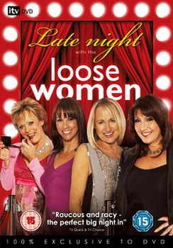 Loose Women - Late Night With The Loose Women (DVD)