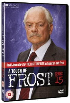 A Touch Of Frost: Series 15 (DVD)