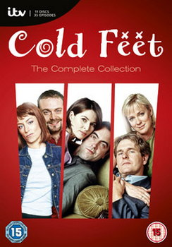 Cold Feet - The Complete Collection (DVD)