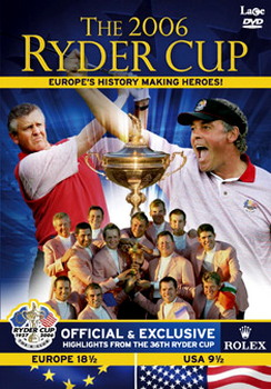 36Th Ryder Cup (DVD)