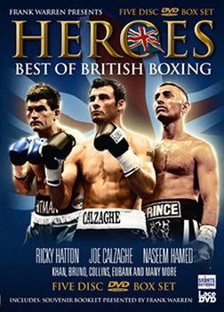 Best Of British Boxing (DVD)