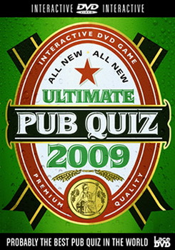 All New Ultimate Pub Quiz 2009 (DVD)