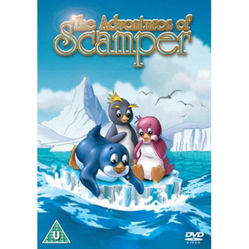 Adventures Of Scamper (DVD)