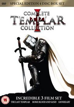 The Last Templar Boxset (DVD)