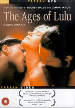Ages Of Lulu (DVD)
