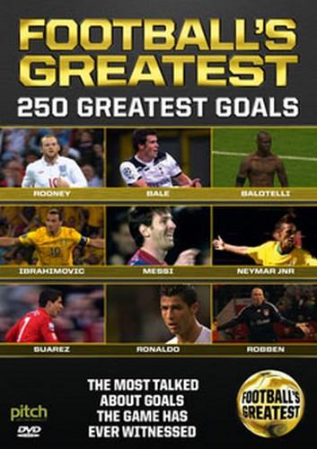 250 Great Goals (DVD)