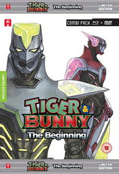 Tiger & Bunny - The Beginning - Collectors Edition (BLU-RAY)