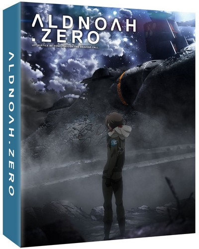 Aldnoah Zero - Season 2 - Collector's Edition [Blu-ray]