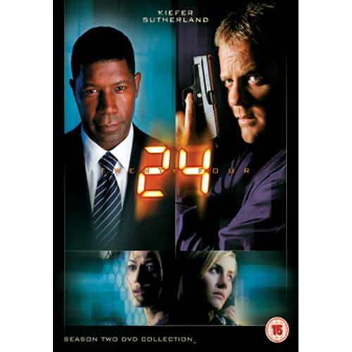 24 (Twenty Four) Series 2 (DVD)