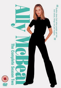 Ally Mcbeal Complete Series 2 (DVD)