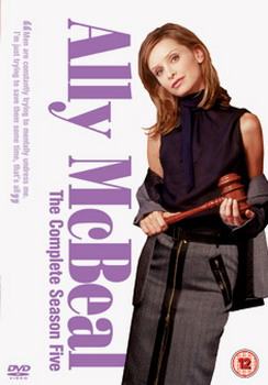Ally Mcbeal Complete Series 5 (DVD)
